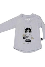 HUXBABY French Movie L/S Top