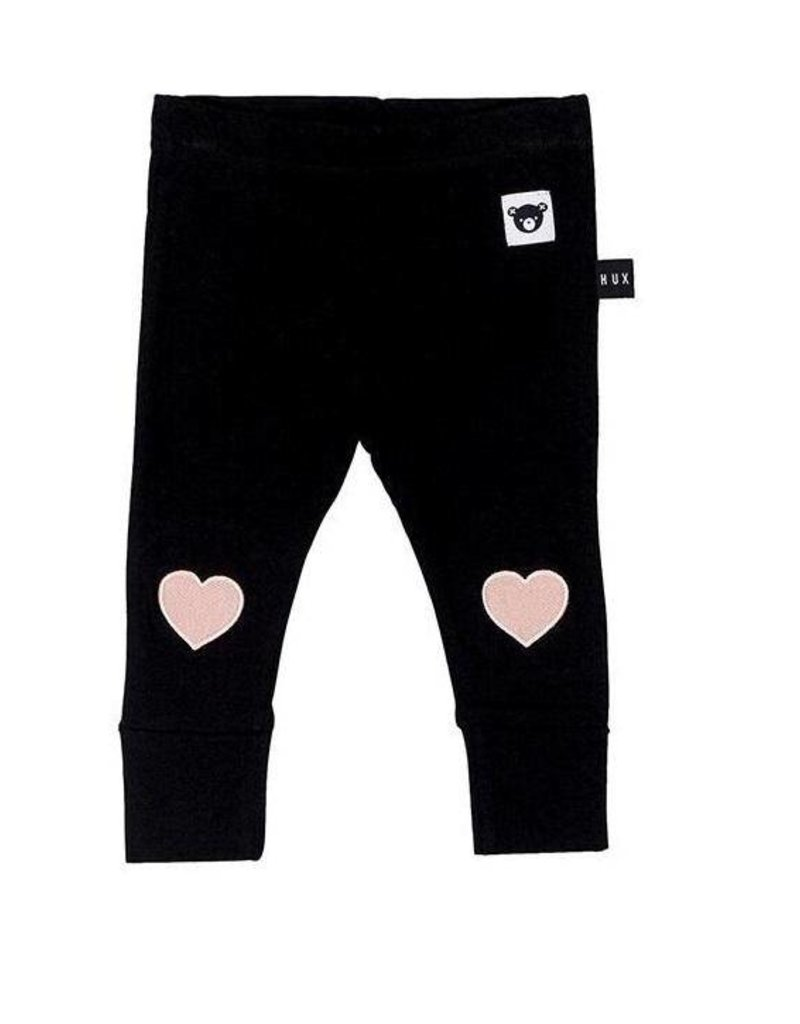 Hux Heart Applique Legging