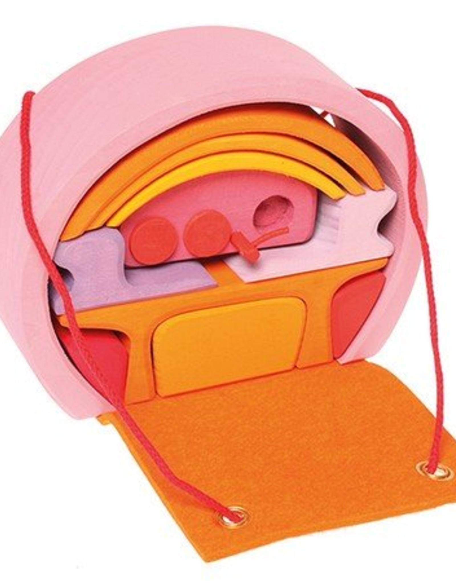 Grimm's Grimm's - Mobile Home - Pink/Orange