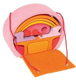 Grimm's Grimm's - Mobile Home - Pink/Orange