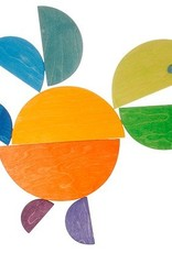 Grimm's Grimm's - Large Semicircles - Rainbow Colored