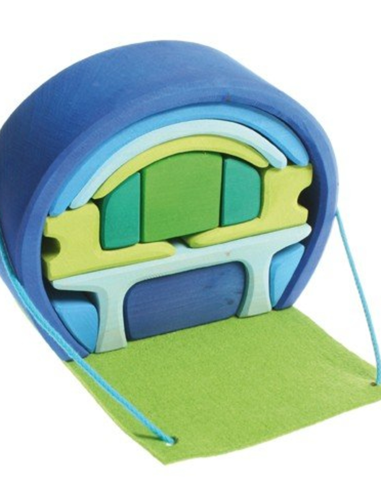Grimm's Grimm's - Mobile Home - Blue/Green