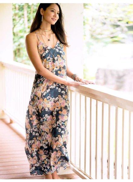 Alicia Maxi Silk 583DEN