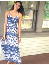 Alicia Maxi Silk 578SEA