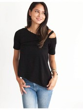 Geneva Blouse BLACK