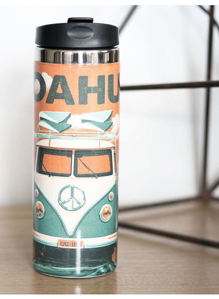 In House LP TRAVEL MUG Oahu Van