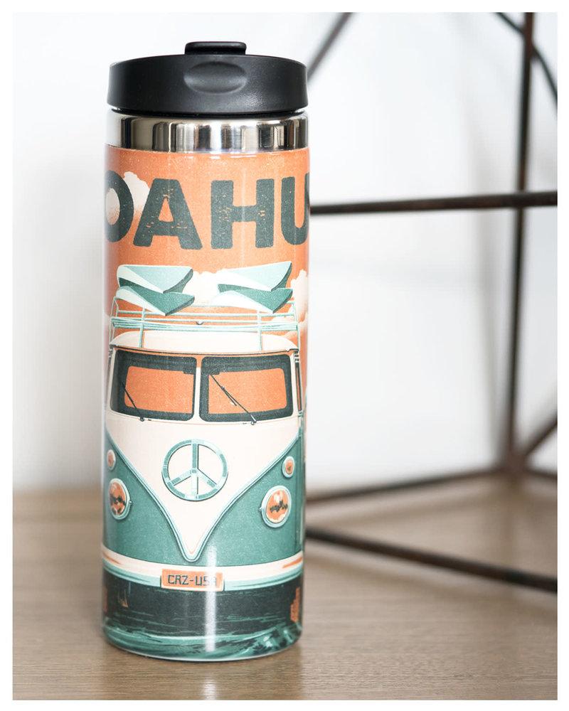 In House LP TRAVEL MUG Oahu Van