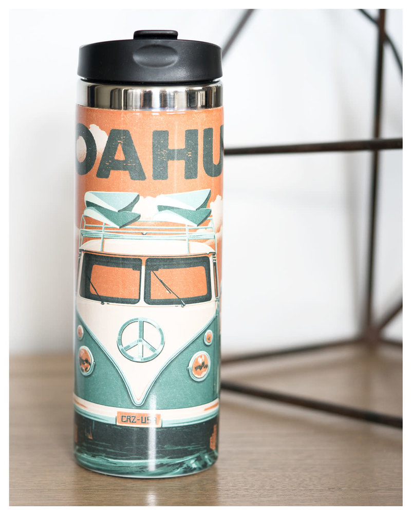 TRAVEL MUG Oahu Van