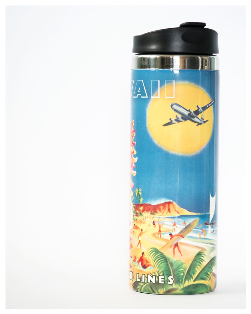 In House LP TRAVEL MUG United Airlines