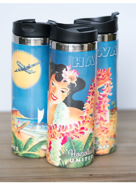 TRAVEL MUG United Airlines