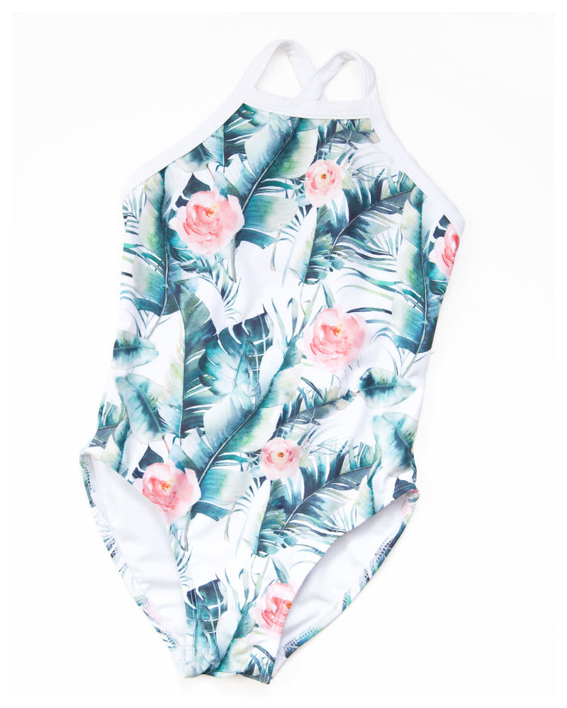 CINNAMON GIRL Lil Lani Swimsuit 586TRO