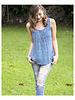 CINNAMON GIRL Geri Blouse 562BLU
