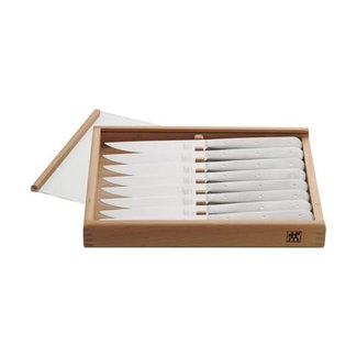 Zwilling Porterhouse Eight Piece Steak Knife Set
