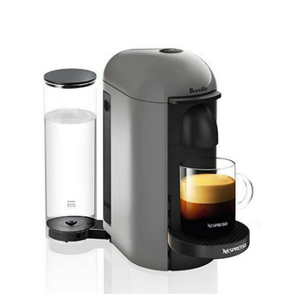 nespresso Breville Nespresso VertuoPlus & Aeroccino3 - Titan