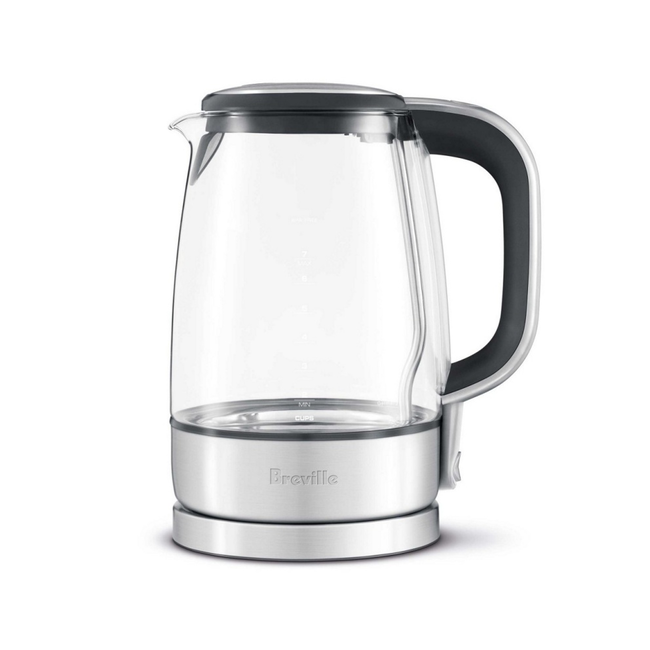 Breville BREVILLE the Crystal Clear Glass Kettle
