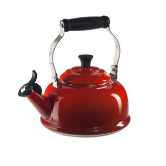 1 7/10 qt. Whistling Kettle-Cherry