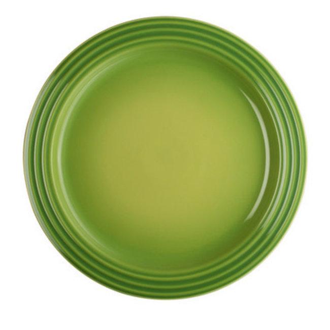 "Le Creuset Le Creuset - Vancouver 10.5"" Dinner Plate Round - Palm"