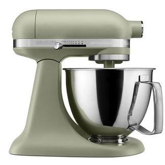 Kitchenaid KitchenAid Artisan Mini 3.5 QT Tilt Head Stand Mixer- Matte Avocado Cream