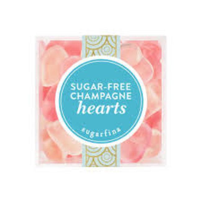 Sugarfina Sugarfina Sugar-Free Champagne Hearts