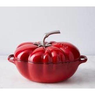 Staub Staub Tomato 3qt Dutch Oven - Red