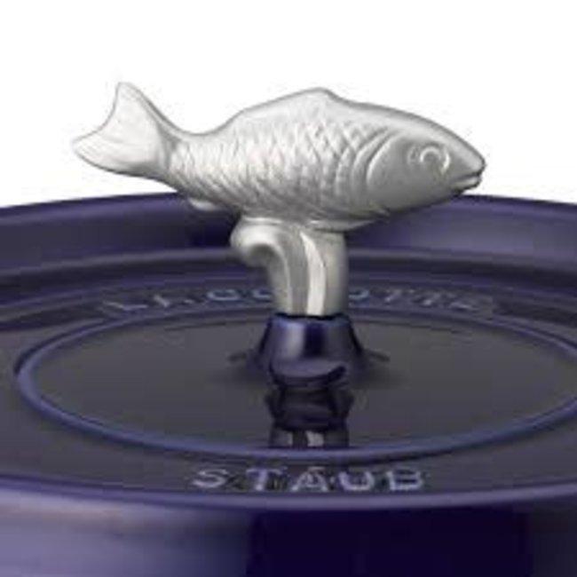 Staub  Changeable Knob - Fish