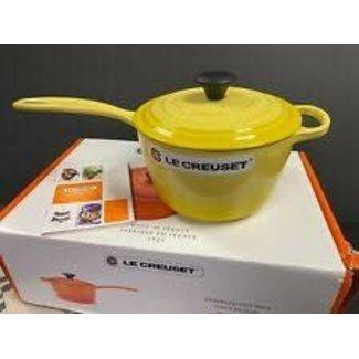 Le Creuset Le Creuset 2 1/4 Signature Saucepan With Lid - Soliel