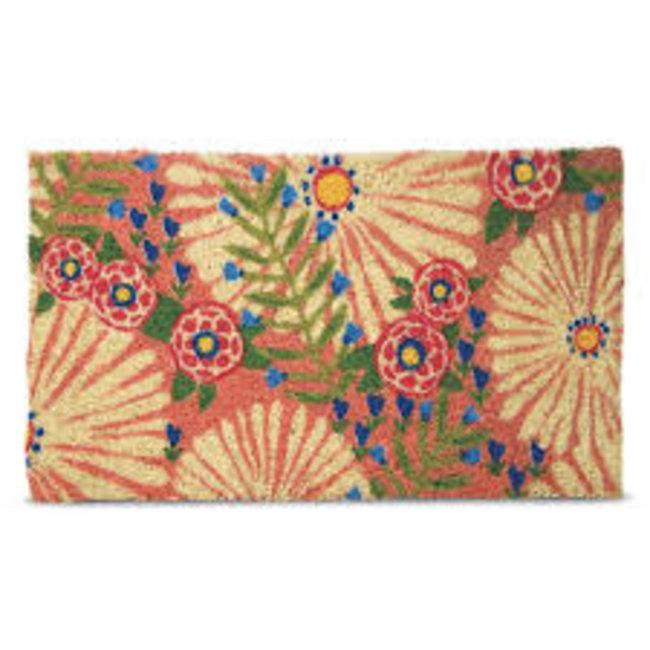 TAG Doormat- Dreamy Daisy COIR Basic