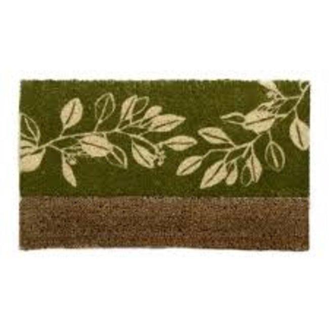 Tag Doormat Boot Scrape  - Eucalyptus