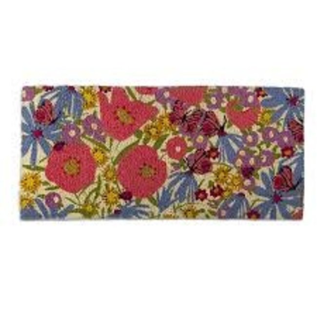 TAG Doormat Estate Size - Summer Butterfly