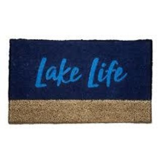 Doormat Boot Scrape- Lake Life