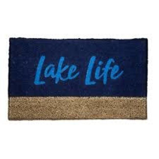 TAG Doormat Boot Scrape- Lake Life
