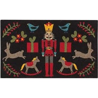 Now Designs Doormat- Nutcracker