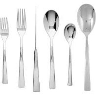 GINKGO Stainless Steel 42 Piece Set- SIMPLE