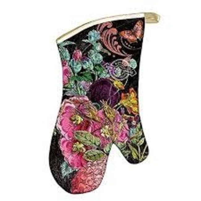 Michel Design Works MDW Oven Mitt - Botanical Garden