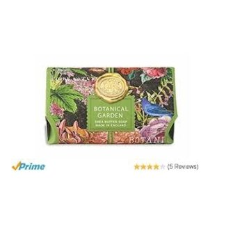 Michel Design Works Bath Soap- Botanical Garden