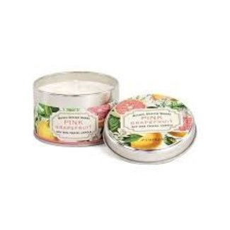 Michel Design Works Travel Candle- Pink Grapefruit