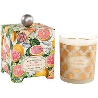 Michel Design Works Soy Wax Candle 14oz - Pink Grapefruit