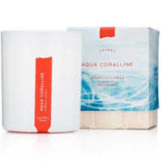 Thymes Aromatic Candle- Aqua Coralline