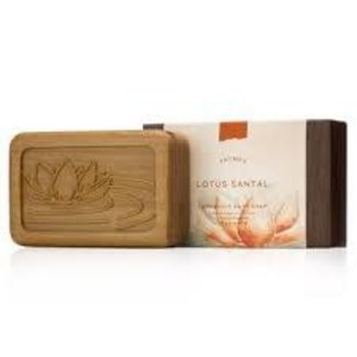Thymes Bath Soap- Lotus Santal
