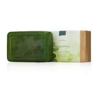 Thymes Bath Soap - Eucalyptus