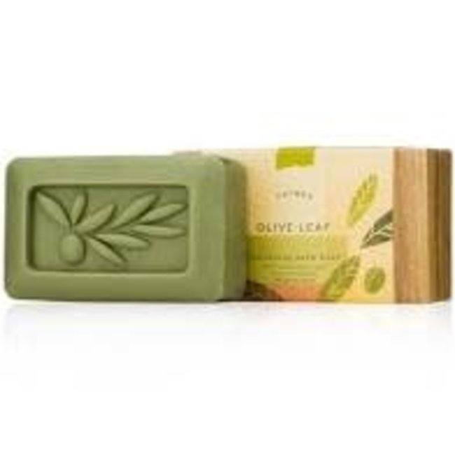 Thymes Thymes Bar  Soap - Olive Leaf