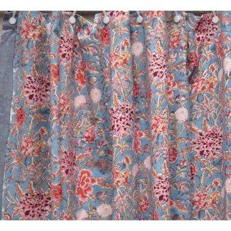 Natural Habitat Shower Curtain - Phoenix Blue