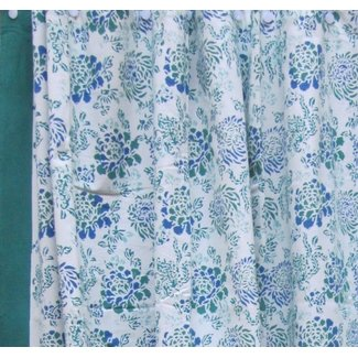Natural Habitat Shower Curtain - Canton Flower