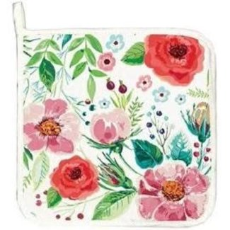 Michel Design Works MDW Potholder- Wild Berry Blossom