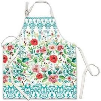 Michel Design Works MDW Apron- Wild Berry Blossom