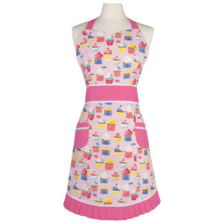 Now Designs Now Designs Apron- Betty Cupcakes