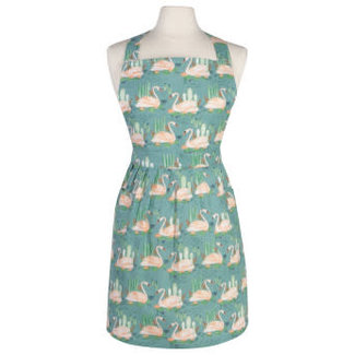Now Designs Now Designs Apron- Classic Swan Lake