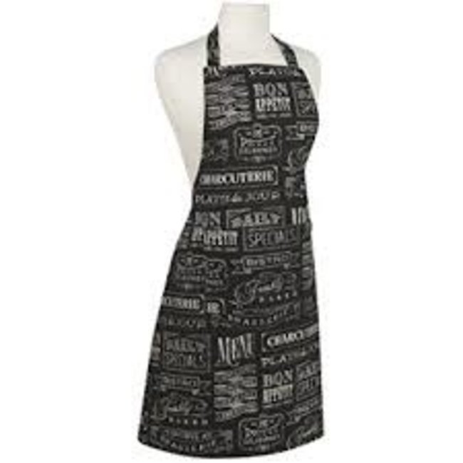 Now Designs Now Designs Chef Apron- Chalkboard