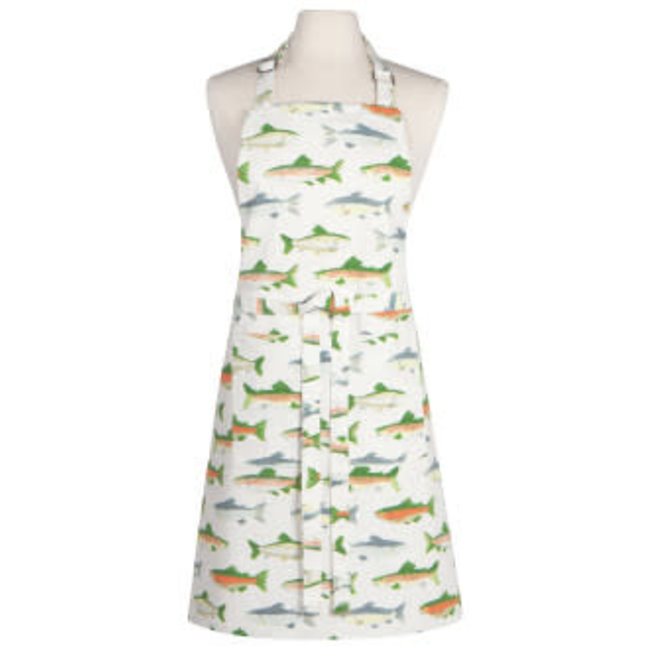 Now Designs Now Designs Chef's Apron - Gone Fishing