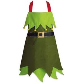 DII Kid's Apron- Elf